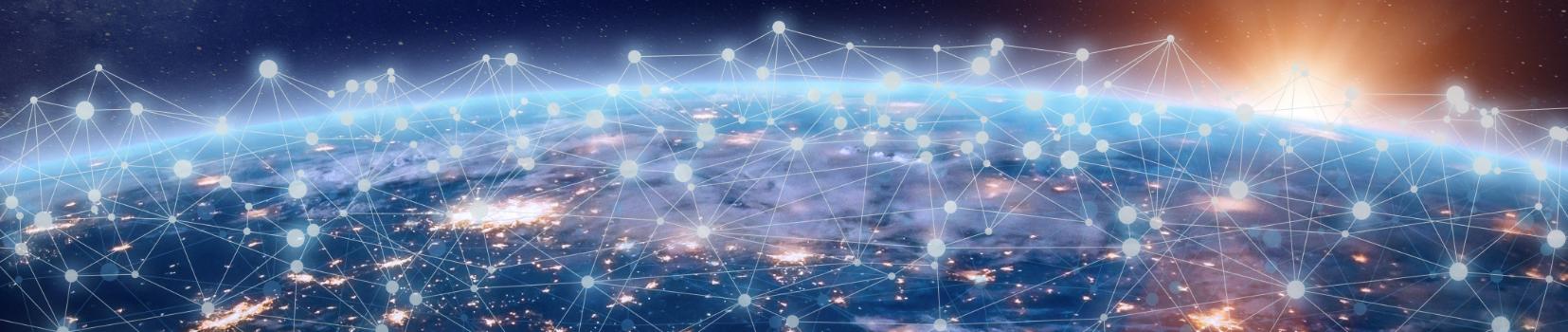 International Network banner